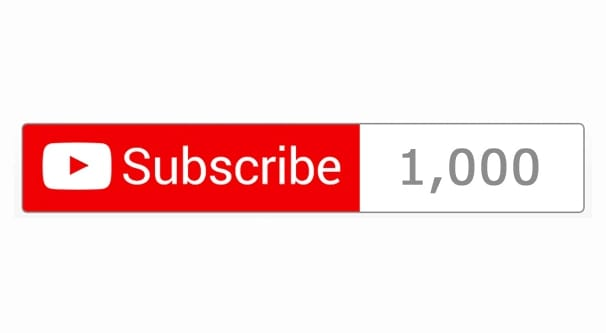 How To Get Your First Thousand Youtube Subscribers