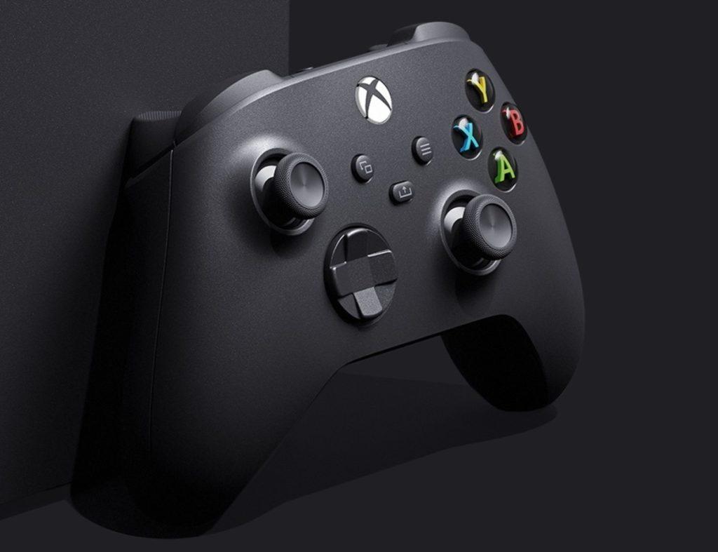 Xbox gaming controller